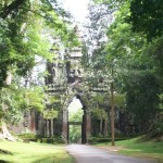 North Gate Angkor Thom