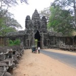 Victory Gate - Angkor Thom